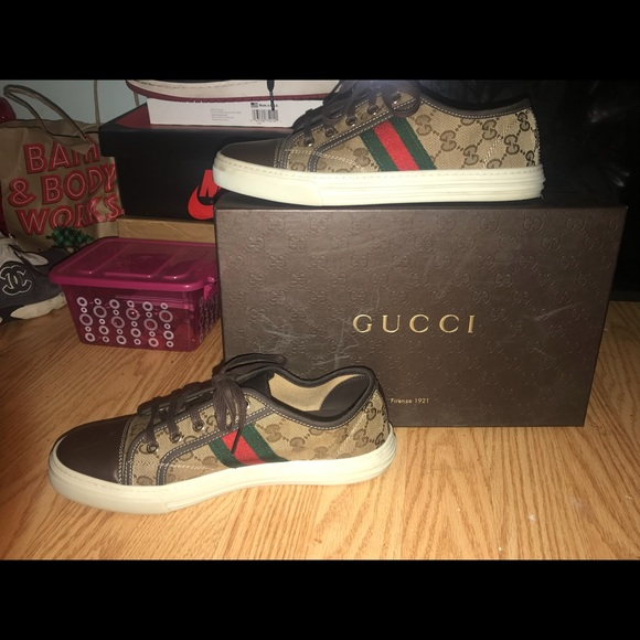 Gucci Shoes | Womens Gucci Sneakers
